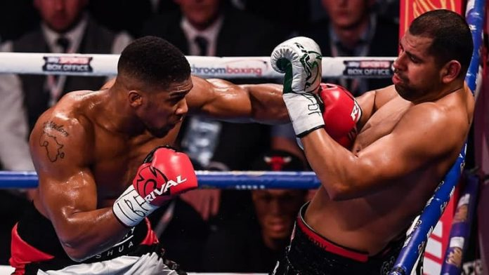 Joshua beats Molina